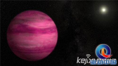 宇宙十颗最特别星球 星际中存钻石星球
