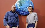 马云油画处女作拍得4000万港币 全部款项将用于环保事业