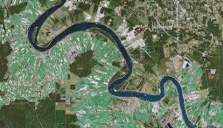 谷歌地图五大精选 震撼世界的地球卫星照片