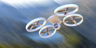 针对盲人运动员 一款能够让他们认准跑道的无人机