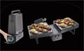 可以折叠的烧烤机是个什么鬼?外形酷似公文包!