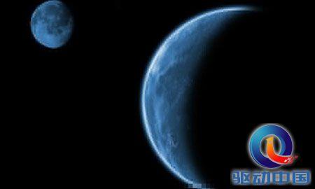 这颗卫星运行在在木星(jupiter)和火星(mars)间的小