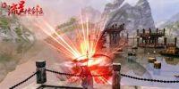 3D冷兵器格斗精品《新流星搜剑录》 亮相腾讯游戏嘉年华