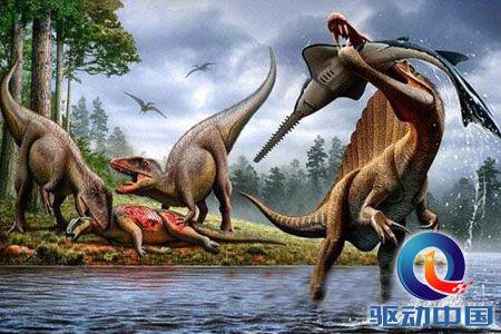 史前恐龙灭绝的四大学说法,那种说法更加真实图片