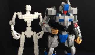 教您如何轻松制作一个3D打印机器人
