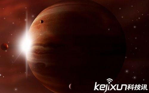 这使得木星每周期围绕太阳旋转两次而图形仍是一周期