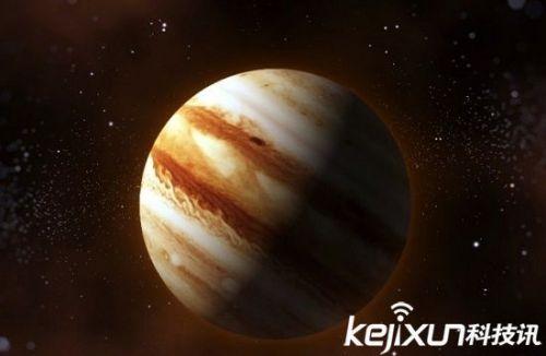 太阳系最大的行星木星拥有四颗行星尺度的大卫星