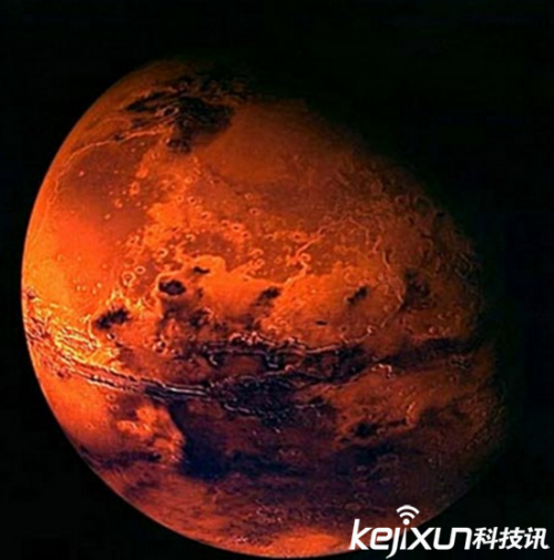 金星和木星的辉映下