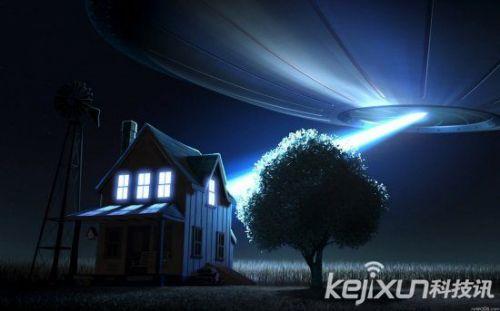 英国女子自称17次遇到外星人 被称ufo磁铁