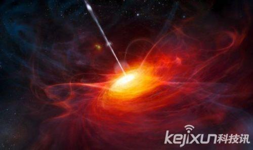 盘点宇宙八大恐怖黑洞:旋转黑洞影响宇宙结构