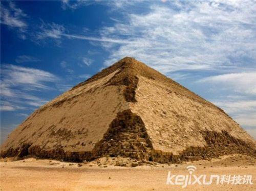 世界千古金字塔未解之谜 法老王陵墓图片