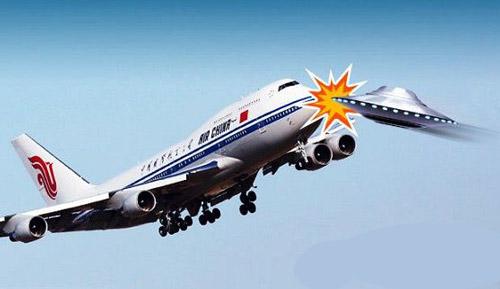 解密:中国民航与ufo第一次亲密接触(2)