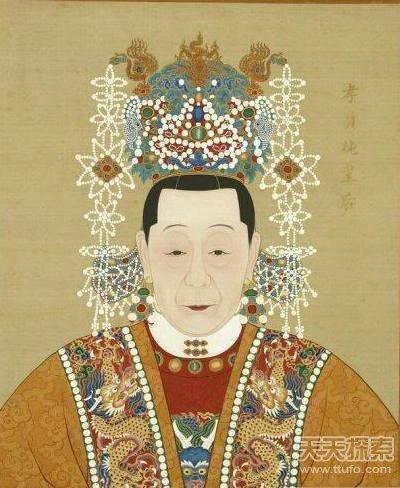 盘点明朝16位皇帝和皇后容貌 让人不敢恭维 8图片