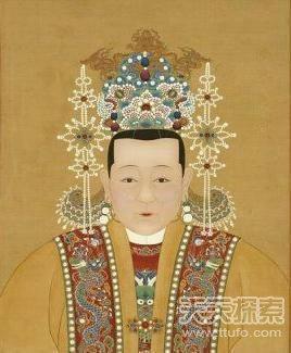 盘点明朝16位皇帝和皇后容貌 让人不敢恭维 7图片