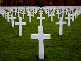 卢森堡美军公墓