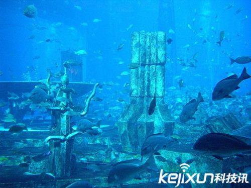 海底神秘的水下建筑之谜