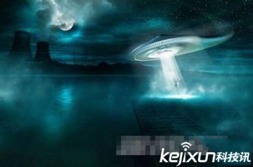 宇宙未解之谜 UFO为何经常光临海洋