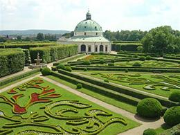 克罗麦里兹花园和城堡