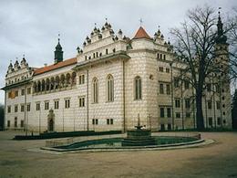 利托米什尔城堡