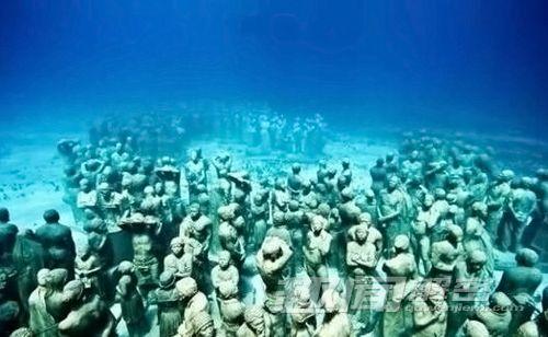 """神秘的异域文明:""""海底人""""存在吗?(2)"""
