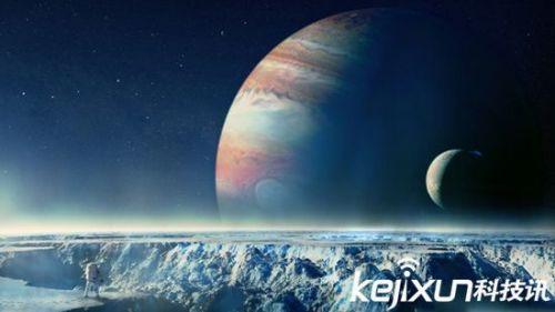 木星的卫星木卫二也是一个冰冷的世界