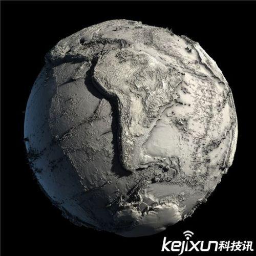 地球素颜照吓死人 关于地球的9个另类知识