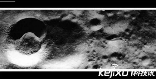 月球背面空洞密布 外星人击落苏联探测器