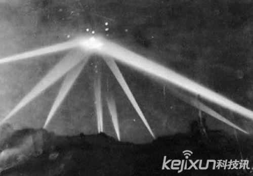 中国曾击落外星人UFO 24张照片告诉你真相 3
