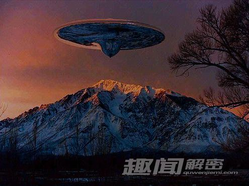 隐秘的外星人藏身何处,竟与自然融为一体