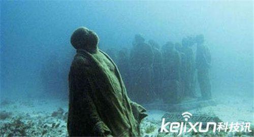 大西洋海底人露真容 竟是外星人后裔?