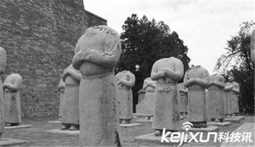 武则天乾陵地宫惊世谜团:挖坟者遭到诅咒