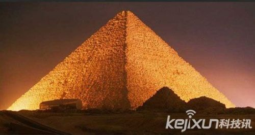 世界八大奇迹金字塔 神秘的法老王诅咒和核废料图片
