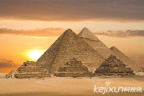 世界八大奇迹金字塔:神秘的法老王诅咒和核废料(4)