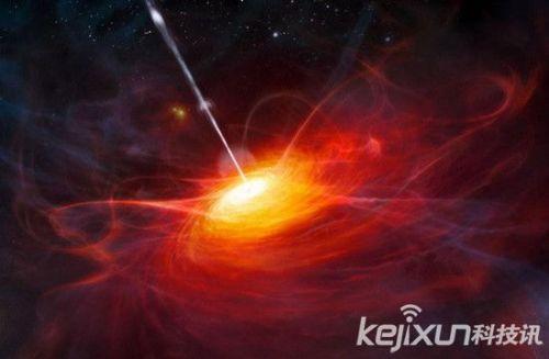 探索宇宙神秘黑洞:贪婪吞噬被称太空杀手