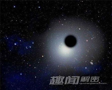 宇宙八大恐怖黑洞:旋转黑洞影响宇宙结构