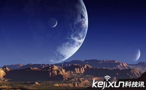 月球背面有外星人 经多方证实月亮为人造星球