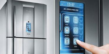 """跻身AWE!美的436型智能冰箱,给中国""""智""""造扬威!"""