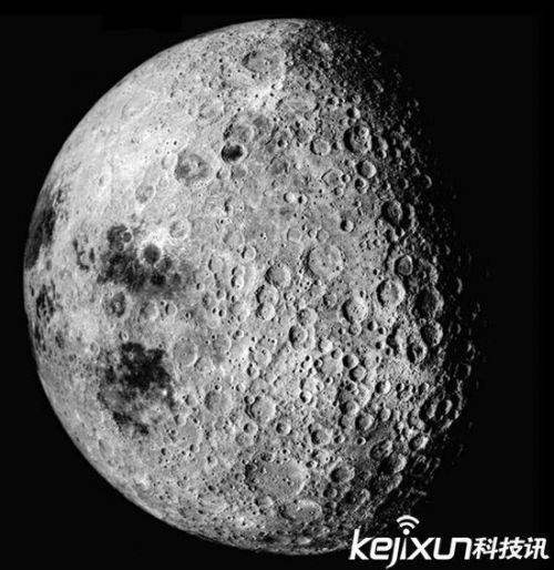 月球背后到底是什么 外星人就在月球背面