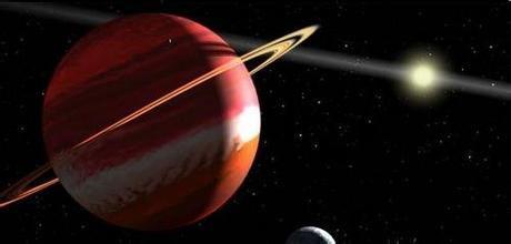 宇宙十大奇异星体 碳氧组成的钻石星球
