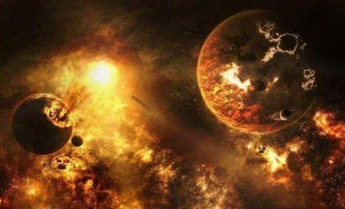 宇宙毁灭时间 167亿年后太阳撕裂地球