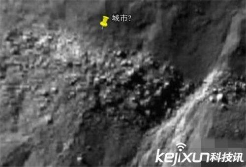 月球上的神秘发现 月球金字塔曝光