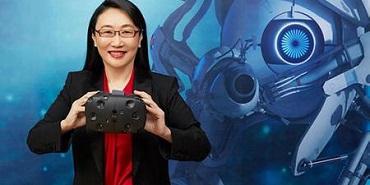 营收创新低又能如何?HTC因Vive利好股价大涨21%