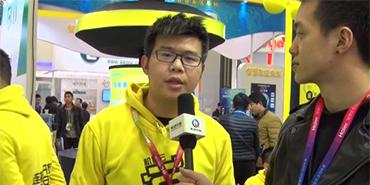 AWE2016:驱动中国走访机智云展台