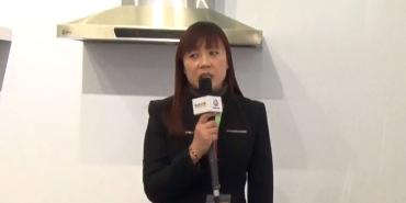 AWE2016:驱动中国走访樱花展台