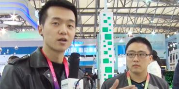 AWE2016:驱动中国走访长虹展台