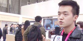 AWE2016:驱动中国走访松下展台