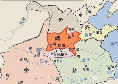 秦始皇统一六国是捡了个现成的便宜(2)