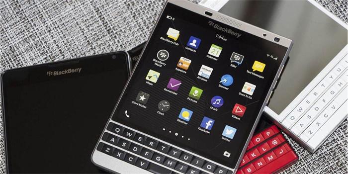 """打不死的""""黑莓""""!今年连推两款Android新机"""