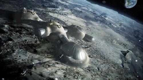月球背面全是外星人
