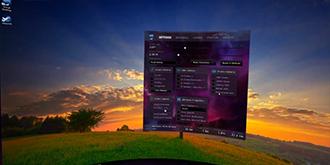Steam虚拟桌面